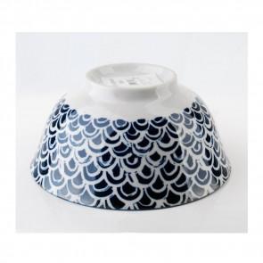 Affek design MX6155 Servírovacia porcelánová miska MAROCCO 550ml, priemer 15,5 x 7 cm