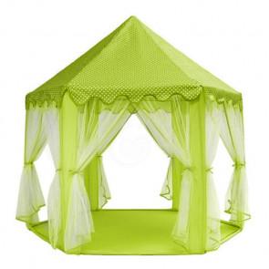 CowTent No.528AX02 Altánok pre deti, 140x140x135cm, zelená