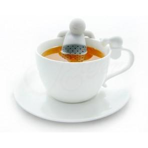 Originálne čajové sitko v tvare panáčika