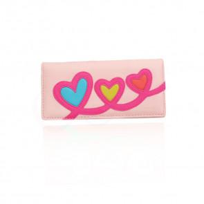 Jenifer Samilon dámska peňaženka, ružová
