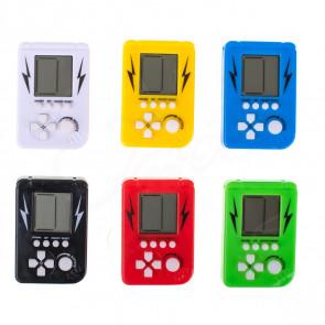 TFY No.6529 Tetris MINI, 3,5 x 5,5 x 1,5 cm , červený