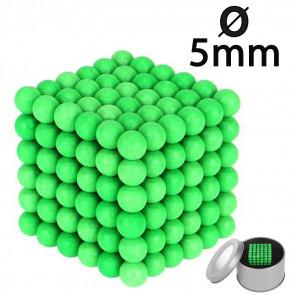 NeoCube 5 mm Svietiace v tme BOX, neocube, neocube 5mm,  magnetická kocka neocube