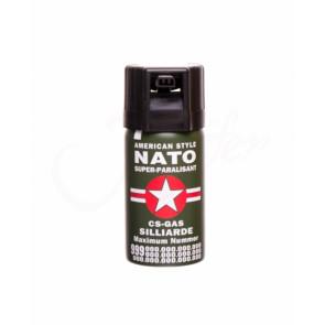 ZIGSILLIARD NATO-40 Obranný sprej, kaser 40ml