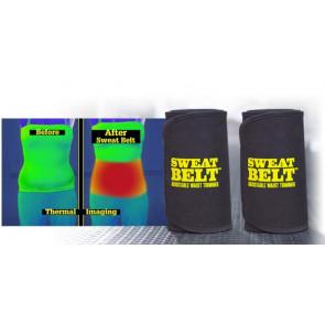 Sweat Belt OSB360 Pás na chudnutie, neoprénový