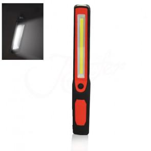 TFY COB2 Montážna LED lampa, 6W, červená