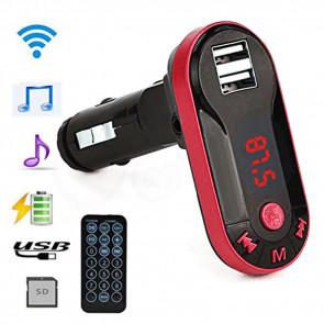 TFY Transmitter, Bezdrôtový MP3 prehrávač do auta s diaľkovým ovládačom, transmitter, transmitter heureka