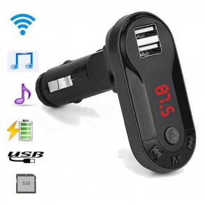 TFY No.4939 FM Transmitter, Bezdrôtový MP3 prehrávač do auta s diaľkovým ovládačom