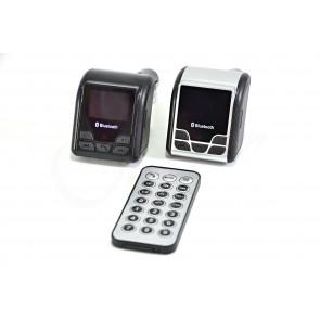 AudioT 81 Transmitter FM, bezdrôtový MP3 prehrávač do auta s Bluetooth